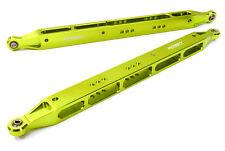C27043GREEN Integy Alloy Rear Lower Links for Axial 1/8 Yeti XL Rock Racer