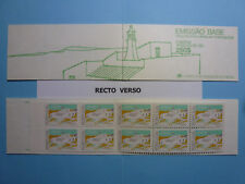 LOT 11061 TIMBRES STAMP CARNET ARCHITECTURE POPULAIRE PORTUGAL ANNEE 1985