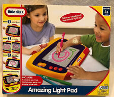 Little Tikes Amazing Light Pad Machine Ages 3 & Up New