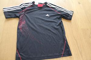 Adidas  Jungen T-shirt Sport  shirt Climate Gr.146