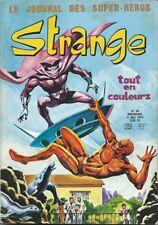 RARE EO 5 MAI 1974 REVUE STAN LEE + STRANGE N° 53 ( SUPERBE ÉTAT )