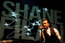 Shane FILAN Westlife Signed Autograph 12x8 Photo AFTAL COA Music Irish Singer