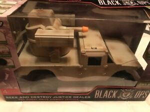 Black Ops Remote Control Vehicle w/ Airsoft Canon