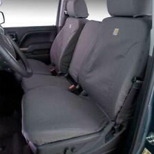Covercraft SSC2518CAGY Carhartt SeatSaver Front Row Custom Seat Covers - Gravel