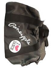pineapple dance bag Black Leather Material