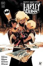 Batman White Knight Presents Harley Quinn #1 Main & Variant Covers You Pick DC