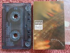 Angela Bofill ‎– Intuition Capitol Records ‎– C4-48335  Cassette Album