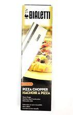 "NEW Bialetti Pizza Cutter Heavy Stainless Steel Pro Rocking Chopper 13.75"""