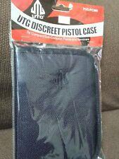 UTG Discreet Pistol Case for Sub-Compact Pistol and Revolver