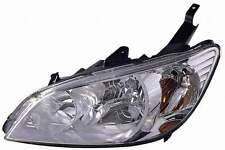New Honda Civic Sedan 2004 2005 left driver headlight head light