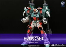 1/72 Moshow Poison Toys Mecha-X103 HURRICANE Gundam FINISHED Action Figure