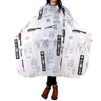 Beauty Hair Styling Salon Cutting Barber Hairdressing Cape for Hairdresser Well