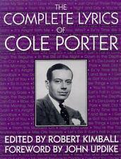 The Complete Lyrics Of Cole Porter [ 1992]