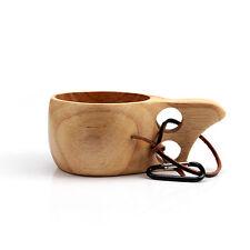 INFMETRY Kuksa Wood Camping Mug