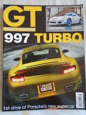 GT Porsche Mar 2006 997 Turbo, Cargraphic 997 3.8 RSC