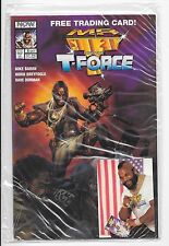 Now Comics - Mr T and the T-Force - #3 Oct 1993. Sealed With Free Gift