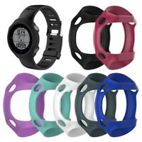 Silicone Skin Protective Frame Case Cover For Garmin Forerunner 610 Sports Watch
