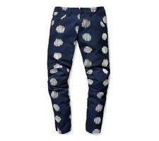 G-Star Raw Elwood X25 5622 3D Tapered Men's Kimono Print Jeans Pharrell