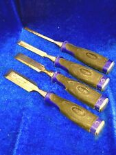 Sheffield Woodworking England Chisel Set