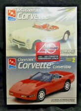AMT Ertl 2 Pack Chevrolet 1953 and 1993 Corvette   Model Kits FREE SHIPPING