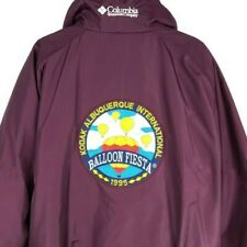 Albuquerque Balloon Fiesta Jacket Vintage 90s 1995 Columbia 3 In 1 Parka 2XL