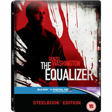 The Equalizer Limited Edition Steelbook Blu-ray UK