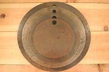 "AR500 1/2"" American Steel Shooting Targets 6""-12"" Circle Bundle Set of 4 Plates"