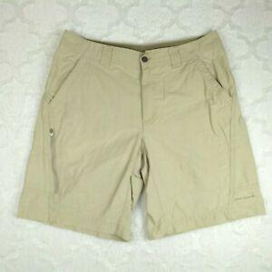 Columbia grt 34 Omni Shade Beige Shorts
