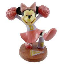 Mickey & Friends Disney Minnie Mouse Cheerleader Team Spirit 4004036 Rare Nib
