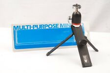 Multi-Purpose Mini pod - works as Table Top, Hand Grip, Car Mount - Mini Tripod