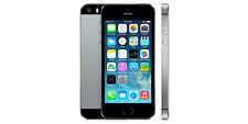 Apple iPhone 5s - 16 GB - space grey Unlocked Smartphone  avarage condition