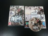 Operation ARMA Arrowhead II 2 (PC) Game Complete Good Condition