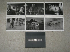 LOT SET OF 6 EXCLUSIVE WARNER BROS COLLECTION THE DIRTY DOZEN MOVIE PHOTOS