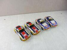 Lot de 4 voitures de courses, Ferrari Daytona, Joustra