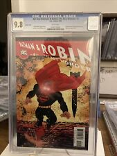 All Star Batman & Robin , The Boy Wonder #4 Cgc 9.8 2006