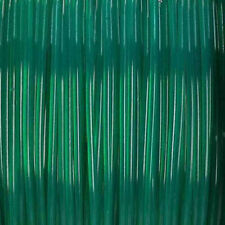 PLA, GREEN, (Translucent), 1.75mm, 3D Printer Filament, 1 KG