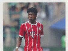 BAM1718 - Sticker 78 - David Alaba - Panini FC Bayern München 2017/18