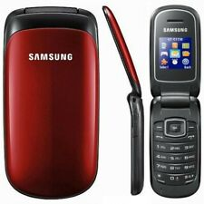 brand new Samsung GT-E1150i GSM mobiles in unoppened box unlocked red color