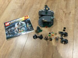 Lego 9472 The Lord Of The Rings Attack On Weathertop 100% Complete