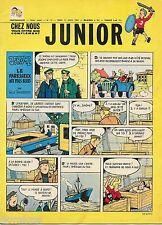 Junior (Supplément à Chez Nous) - N°15 - 1967 - BE
