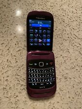 Sprint Original Blackberry Style 967 Cdma 2000 3G Flip Mobile Phone