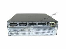 Cisco 3925/K9 Integrated Services Router CISCO3925/K9 - Missing Faceplate