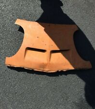 Opel Gt Top Front Panel, Used, Orange, Functional