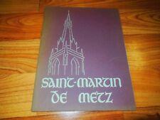 Saint Martin de Metz-Gabriel Hocquard-Moselle-Lorraine-R21L