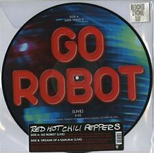 """Red Hot Chili Peppers, Go Robot, NEW/MINT PICTURE DISC 12"""" vinyl single RSD 2017"""