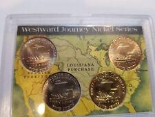 Westward Journey Nickel Series set of 4