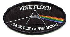PINK FLOYD dark side moon EMBROIDERED IRON-ON PATCH **Free Shipping** -c p0646
