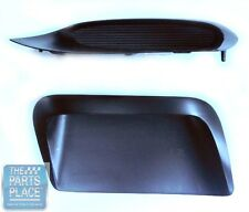 1967-69 Pontiac Firebird 400 Die Cast Hood Scoop - Pair Closed