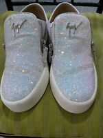 guiseppe zanotti sneakers Pre-owned, Only Wore Once, Size 8.5 Women