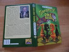 Tigersprung auf DWZ 1800 , Band 2 von Artur Jussupow 1a Lehrbuchserie